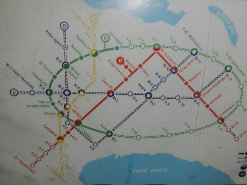 Metroplan-Baku