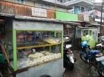 Essensstand in Indonesien