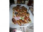 Ljulja Kebab: Lammfrikadellen vom Grill