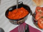 Ajvar: Paprika-Auberginen Paste