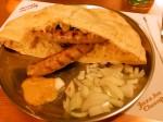 Sudzukice: Geräucherte Rindfleischwürtstchen im Somun Brot