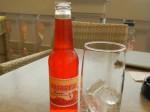 Pašareta: Eine rote Blutorangenlimonade, die vor allem in Istrien bekannt ist.