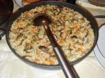 Vrganj Rižoto: Steinpilzrisotto mit Weißwein und Gemüse